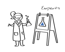 Illustration: Experts